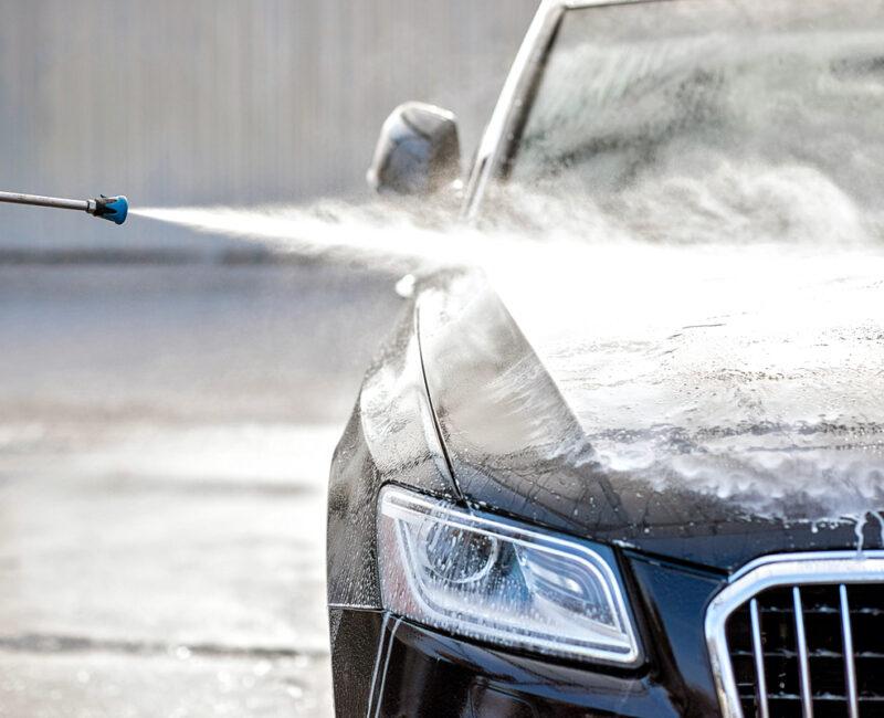 IP Code / Water Spray